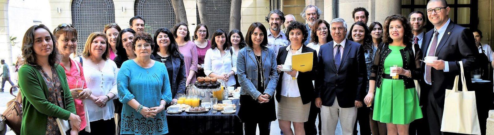 Autoridades de la UAH firman convenio de colaboración para EXPERIENCIAS LABORALES con instituciones educacionales