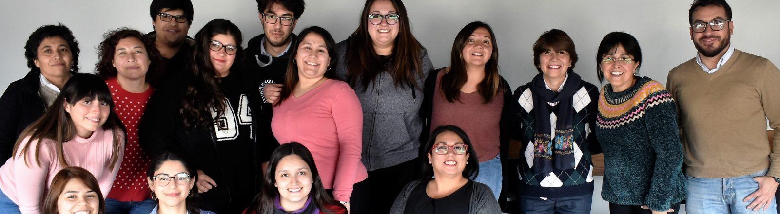 Profesores jefes comparten sus experiencias con estudiantes de quinto año de pedagogía en Lengua Castellana y Comunicación